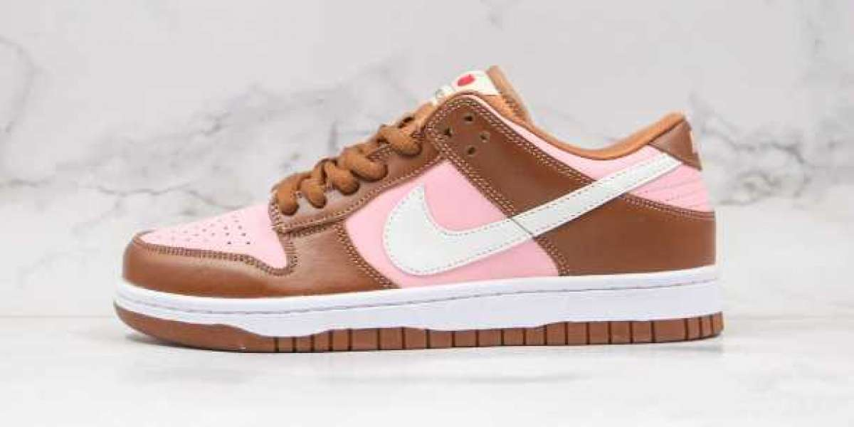 Stussy x Nike SB Dunk Low Pro Cherry is Available Now
