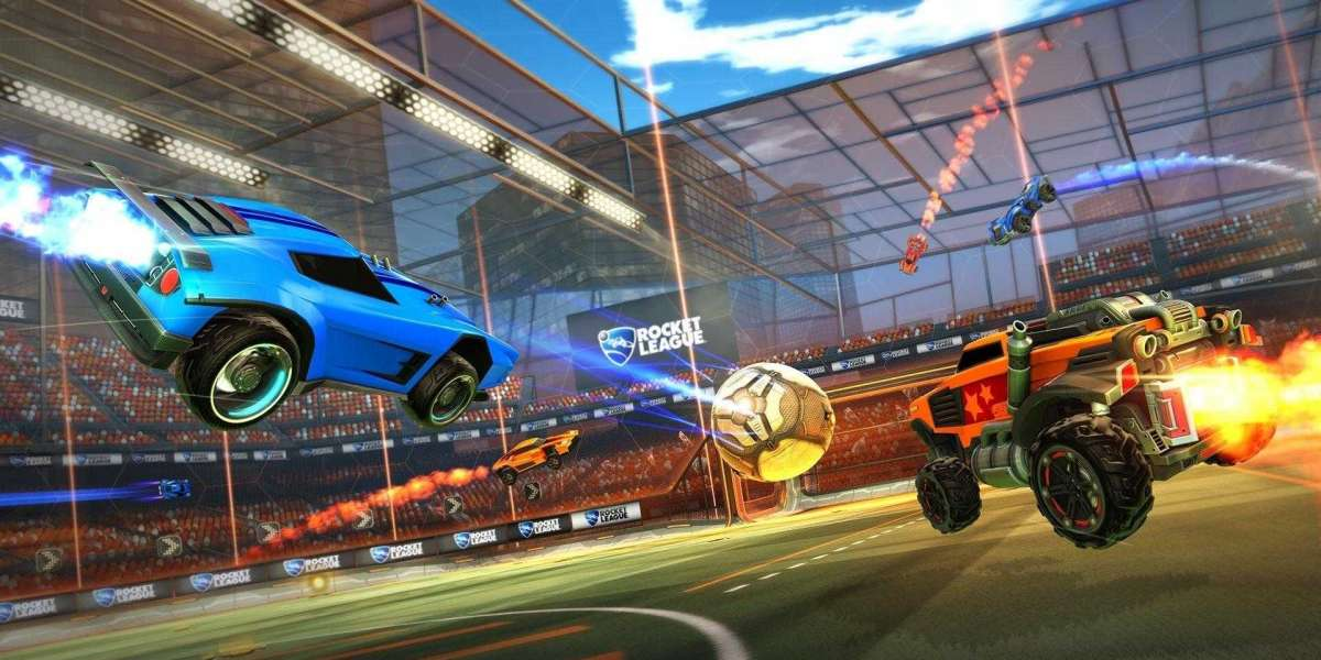 Rocket League has controlled to preserve right away to its runaway popularity