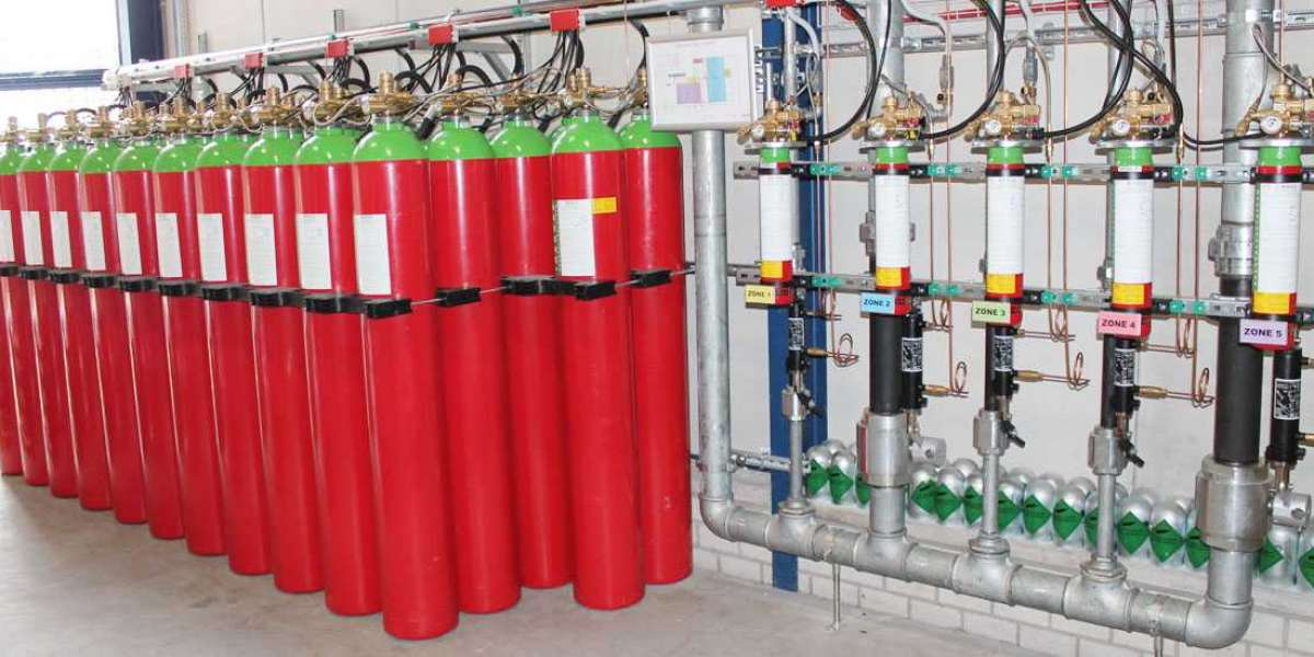 IMPACT Fire Safety solutions - Pan India services through Pan India branches